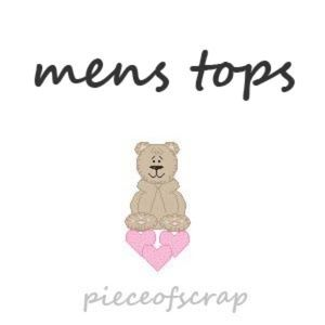 Other - 💕🐻 Shop pieceofscrap Mens tops 🐻💕